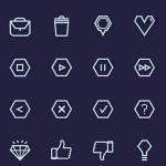 フリーで使用できるpsdアイコンを集めた「Free PSD Icons: 800+ Icons for Designers」