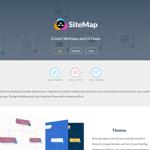 サイトマップやライトな画面遷移図を簡単に作れる「MockFlow SiteMap」