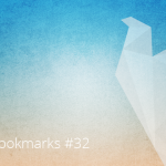 Monthly Bookmarks #32