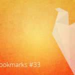 Monthly Bookmarks #33