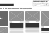 指定したサイトをワイヤーフレームに変換できるブックマークレット「Wirify」!