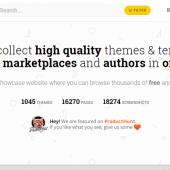 多数のHTMLテンプレートやWordPressテーマを集めた「Best of Themes」