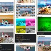 写真加工に使える!CSSで実現するイメージフェクト「20 Image Effects With CSS」