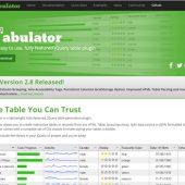JSONから高性能なtableを作成してくれるスクリプト・「Tabulator」