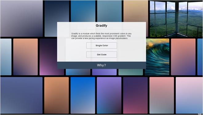 CSSグラデーションのサンプルを公開しているWebサイトをまとめた・「gradient-backgrounds」