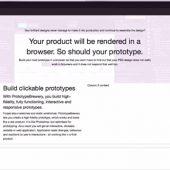 スマフォやタブレット向けのプロトタイピングツール・「MockingBot」