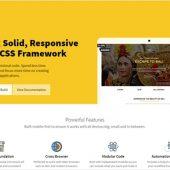 Webアプリの開発スピードをサポートするレスポンシブな軽量HTML/CSSフレームワーク・「Base」