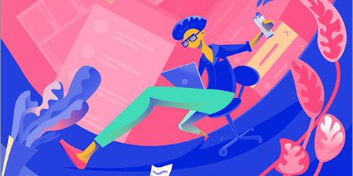 2017年に注目されたインターフェイスデザインのトレンドを解説