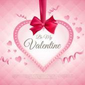 バレンタインデーに使用することができる背景素材まとめ「A Huge Set Of Valentine's Day Backgrounds (exclusive)」