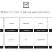 Web制作時に便利なHTML, CSS, JavaScriptのツール、文字抽出ツールなどがまとめて利用できる -Href Tools
