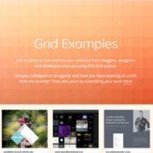 CSS Gridベースのを作成できるジェネレーター・「CSS Grid Layout Interface Builder」