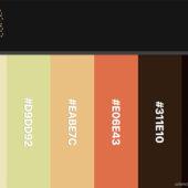 カラーコードから色の相性を確認できるwebツール「.colors{}」