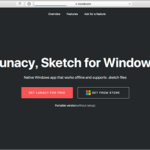 速報!Windowsで、Sketchファイルを開いて、編集・保存できる無料アプリが登場 -Lunacy