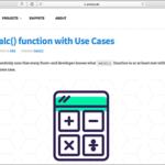 [CSS]知っていると便利な「calc()関数」の使い方のまとめ -レイアウト・要素の配置・フォントサイズの定義など