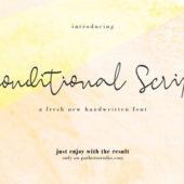 モダンなものから斬新なタイポグラフィまで幅広くまとめられた最新のフォント集「Free Fonts – 17 New Fonts For Designers」