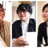 これからデザイナーのキャリアをどう考える?活躍するデザイナー3人に聞いてきた