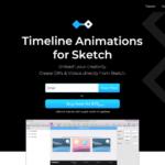 Sketch上でアニメーションを作れる「Timeline for Sketch」プラグインを使ってみた