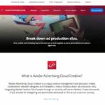 アドビ、マーケターが広告素材をコントロールできる「Adobe Advertising Cloud Creative」を発表