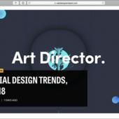 Web制作者がチェックしておきたい、最近のWebサイトで注目されているデザインのトレンド -2018年3,4月
