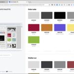指定したWebページから、PhotoshopやSketchのカラーパレットを生成できるChromeの機能拡張 -Site Palette