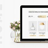 Webデザインに役立つECサイトを想定したUIキット「M989 Website UI Kit」