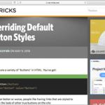 [CSS]もうbutton要素で困らない!ブラウザごとで異なるスタイルを望み通りにするためのノウハウのまとめ