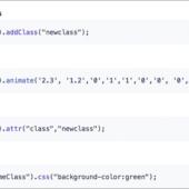 [JS]0.6kBの超軽量!基本的なDOM操作を実行するためだけに開発されたシンプルなライブラリ -nanoJS