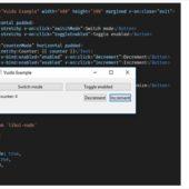 Vue.jsを使用したデスクトップアプリを作成できる・「Vuido」