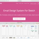 最近のHTMLメールで見かけるさまざまなレイアウトやコンポーネントが揃ったデザイン素材 -Email Design System