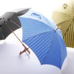 おしゃれなデザインのおすすめ日傘12選。折りたたみから長傘まで
