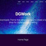 【自分の作品をネットで販売してみよう】デジタルマーケットプレイス用WordPressテーマ25選!【コーディング不要】