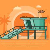 Adobe Illustratorで作るベクターグラフィックスのチュートリアル31種「Illustrator Tutorials: 31 New Illustration, Drawing Vector Tutorials」
