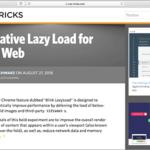 Chromeの新機能がすごい便利!imgやiframeにlazyload属性を加えるだけでLazyLoad対応に