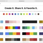 こんな色の組み合わせもあるんだ!さまざまなテーマに合ったカラーパレットがまとめられた -SchemeColor