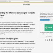 CSS Gridでレイアウトする時はこのプロパティが重要!「grid-template-*」と「grid-auto-*」の使い方を解説