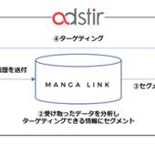スマートフォンSSP「adstir」でマンガアプリ開発者向けデータ連携「MANGA LINK」提供開始
