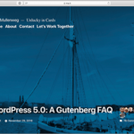 WordPress 5.0のGutenberg(グーテンベルグ)についてよくある質問集