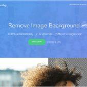 画像内の人物のみを自動で綺麗に切り取ってくれるWebアプリ・「remove.bg」