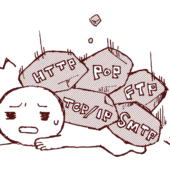 HTTPとか、TCP/IPとか、FTPとかの「P」ってなんだ!? つながるための会話術【第2回】 | 今さら人に聞けないWebの仕組み