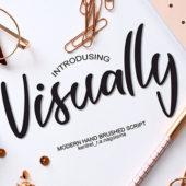 最新のクリエイティブなフリーフォントまとめ「20 New Free Fonts For 2019」