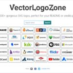 様々な企業やWebサービス等のブランドSVGロゴを探せる・「Vector Logo Zone」
