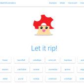 マイクロインタラクションに使えそうなCSSアニメーション「WickedCSS animations」