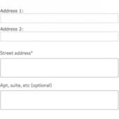 住所入力フォームにテキストエリアを使うべき理由
