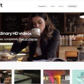 個人でも商用でも利用無料でクレジットも不要のビデオストックサイト・「Mixkit」