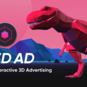 VRizeのインタラクティブ広告配信プラットフォーム「3D AD」、SSPの「adstir」へ広告配信を開始