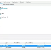 不要なCSSコードを削除して最適化!Webサイトのパファーマンスを改善する方法 無料のCSS最適化ツールも紹介