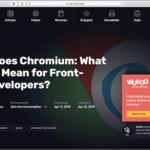Chromiumを採用したEdgeがリリースされると、フロントエンド開発者にとって何を意味するのか