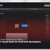 これは期待!Visual Studio Codeでページやアプリなど、フロントエンドの実装が楽になる機能拡張 -Gimli