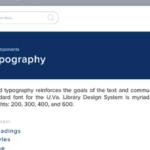 Webサイトのビジュアルを定義するUIスタイルガイド用テンプレート集 無料でダウンロードできるPSD形式