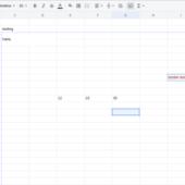 JSでサイト内にスプレッドシートを組み込める「x-spreadsheet」